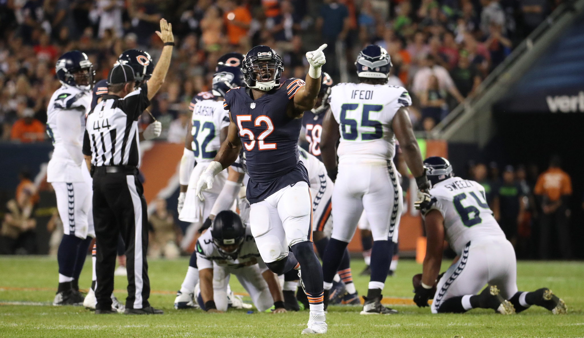Top 25 College Football 2017 >> ct-spt-khalil-mack-photos-20180901   The Tailgate Society